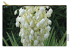 Yucca Blossoms Carry-all Pouch
