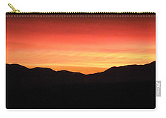 Yukon Gold And Crimson Carry-all Pouch by Brian Boyle