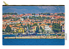 Zadar Waterfront Sea Organs View Carry-all Pouch