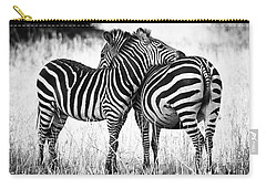 Africa Wildlife Carry-all Pouches