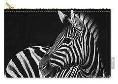 Zebra No. 3 Carry-all Pouch