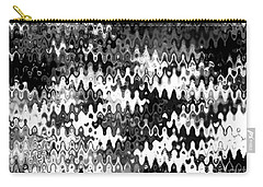 Zebras Carry-all Pouch by Anita Lewis
