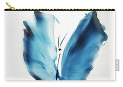 Zen Butterfly Carry-all Pouch by Frank Bright