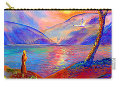 Flying Swan, Zen Moment Carry-all Pouch
