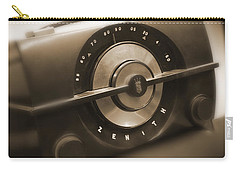 Zenith Radio Carry-all Pouch