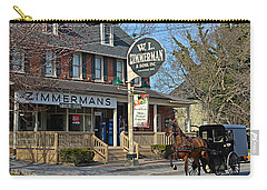 Zimmerman's Store Intercourse Pennsylvania Carry-all Pouch