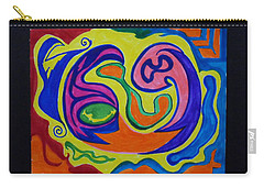 Zodiac #69 Carry-all Pouch