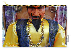 Carry-all Pouch featuring the photograph Zoltar by Ed Weidman
