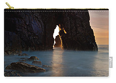 Gateway To The Sun Carry-all Pouch by Beverly Cash