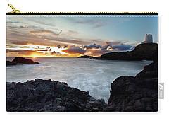 Llanddwyn Island Sunset Carry-all Pouch