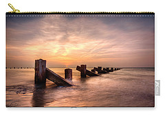 Rich Skies - Abermaw Carry-all Pouch by Beverly Cash