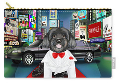 Sir Cuba Of Chelsea In Times Square Nyc Carry-all Pouch