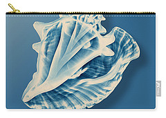 X-ray Of A Conch Shell Carry-all Pouch