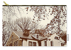 3764 Elvis Presley Boulevard Carry-all Pouch by JAMART Photography