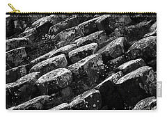 Another View Of The Giants Causeway Carry-all Pouch by Patricia Griffin Brett