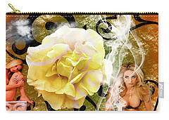 Beauty Carry-all Pouch by Clayton Bruster