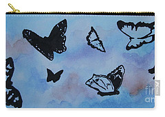 Chasing Butterflies Carry-all Pouch