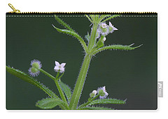 Carry-all Pouch featuring the photograph Cleavers by Daniel Reed