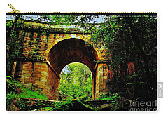 Colonial Era Bridge Carry-all Pouch