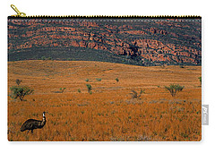 Emu Dreaming Carry-all Pouch