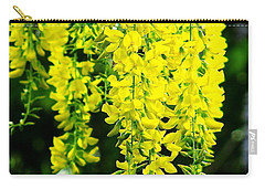 Golden Chain Tree Carry-all Pouch