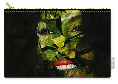 Ivy Glamour Carry-all Pouch by Clayton Bruster