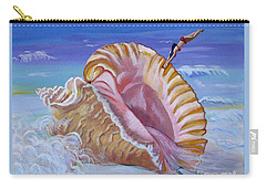 Magic Conch Shell Carry-all Pouch