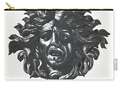 Medusa Head Carry-all Pouch by Photo Researchers