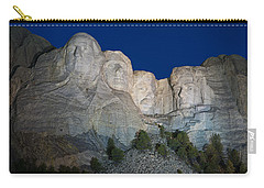 Mount Rushmore Nightfall Carry-all Pouch