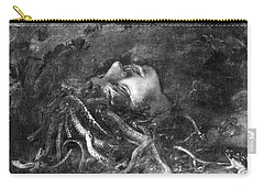 Mythology: Medusa Carry-all Pouch by Granger