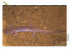 Ozark Blind Cave Salamander Carry-all Pouch