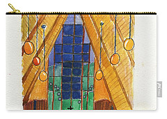 Placerville Chapel Carry-all Pouch
