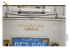 Porsche 1600 Super 1959 Rear View. Miami Carry-all Pouch