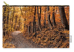 Ramble On Carry-all Pouch by Bill Cannon