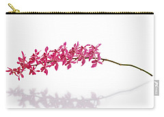 Red Orchid Carry-all Pouch by Atiketta Sangasaeng
