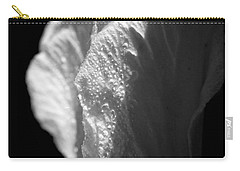 Carry-all Pouch featuring the photograph Rose Of Sharon by Jeannette Hunt