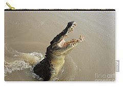 Salt Water Crocodile 2 Carry-all Pouch