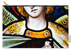 Stained Glass Angel Carry-all Pouch