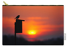 The Early Bird Carry-all Pouch