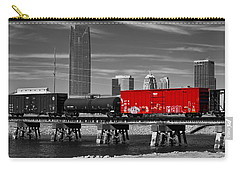 The Red Box Car Carry-all Pouch by Doug Long