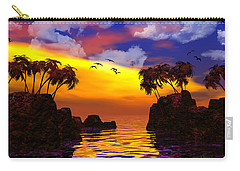 Trinidad Carry-all Pouch by Robert Orinski