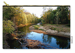 Twisted Creek Carry-all Pouch by Sue Stefanowicz
