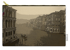 Carry-all Pouch featuring the photograph Venice by David Gleeson