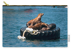 Monterey Harbour Carry-all Pouch