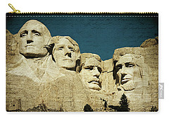150 Years Of American History Carry-all Pouch