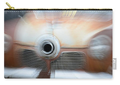 1951 Studebaker Abstract Carry-all Pouch