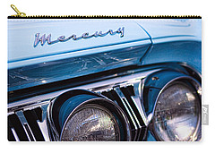 Carry-all Pouch featuring the photograph 1964 Mercury Park Lane by Gordon Dean II