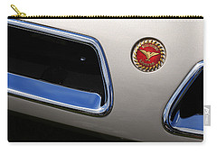 Carry-all Pouch featuring the photograph 1966 Bizzarini 5300 Spyder by Gordon Dean II