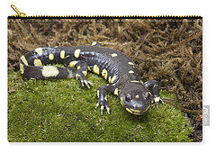 California Tiger Salamander  Monterey Carry-all Pouch