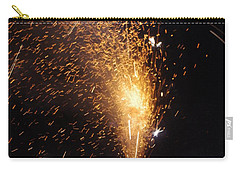 Fire Works Carry-all Pouch